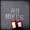 No bikes? NOT OKAY!