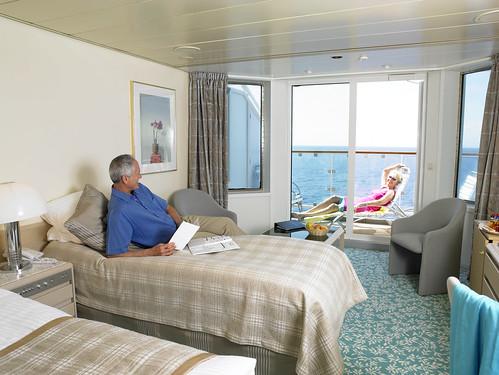 Balcony Junior Suite, Balmoral