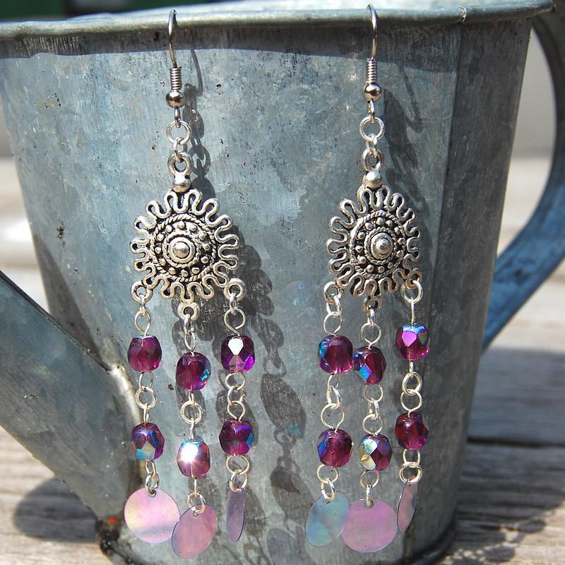 Giveaway #1 earrings