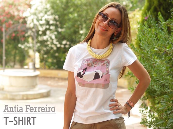 OUTFIT ANTIA FERREIRO T-SHIRT