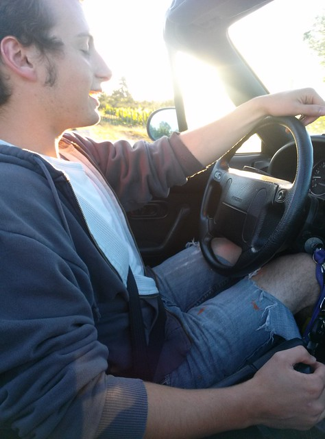 Driving, traveling 2014