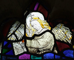 angel blessing (15th Century)