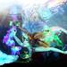 Magical Twig the Fairy Underwater Fantasy Portrait by gbrummett