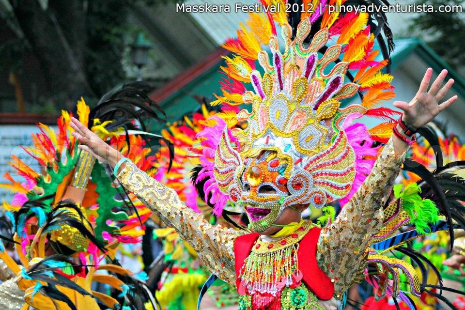 Masskara Festival by PinoyAdventurista.com