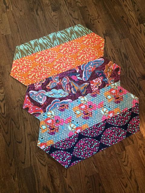 Favorite quilt back ever.