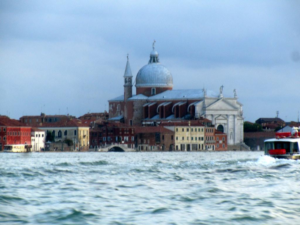 Venecia a ras de mar