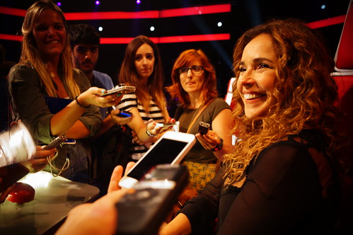The Voice Kids - Confer�ncia de Imprensa