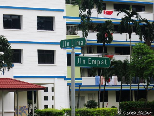 Jalan Lima & Jalan Empat 01
