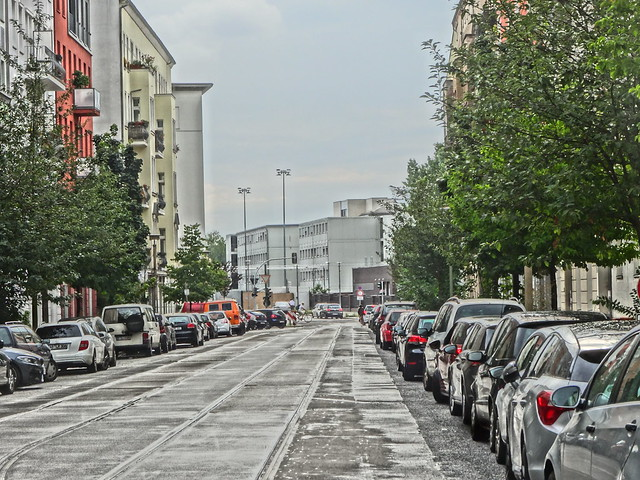 In Mitte.