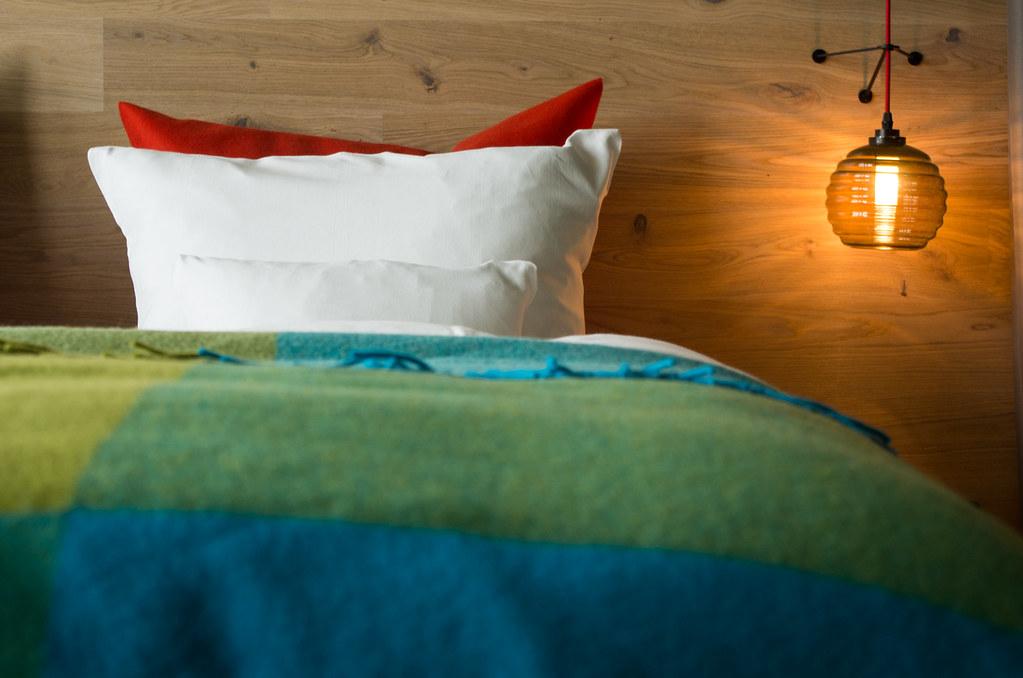 Hotel design à Berlin Tiergarten - Le 25h hotel Bikini - Chaleur et confort