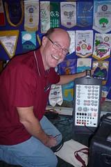 Scott is the AV back-up for the AV back-up. Thanks, Scott!