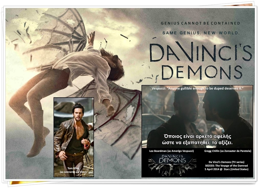 Da Vinci's Demons (TV series)