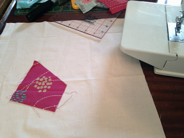 Crazy Quilting Tutorial, Part 1