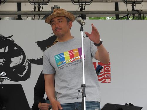 Ho Capito at Tohoku Rokkonsai (東北六魂祭)