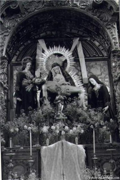 Misterio de los Servitas, Sevilla