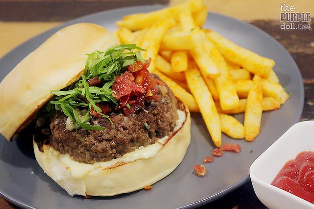 D Burger (P380)