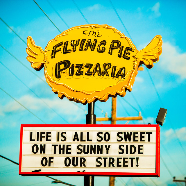 The Sunny Side of the Street | Flickr - Photo Sharing!