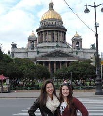 Laura Saltzman | Russia St. Isaacs Cathedral
