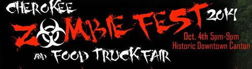Zombie Fest logo
