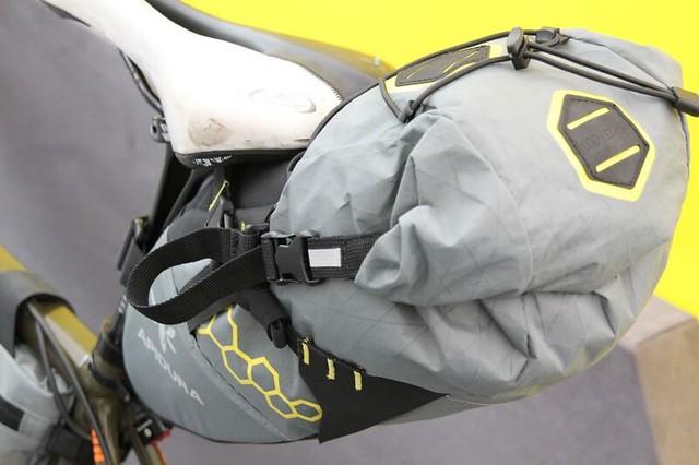 adipura saddle bag
