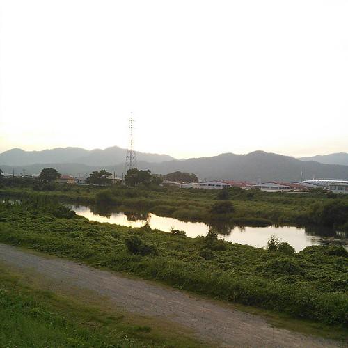 Fushino River Wasteland