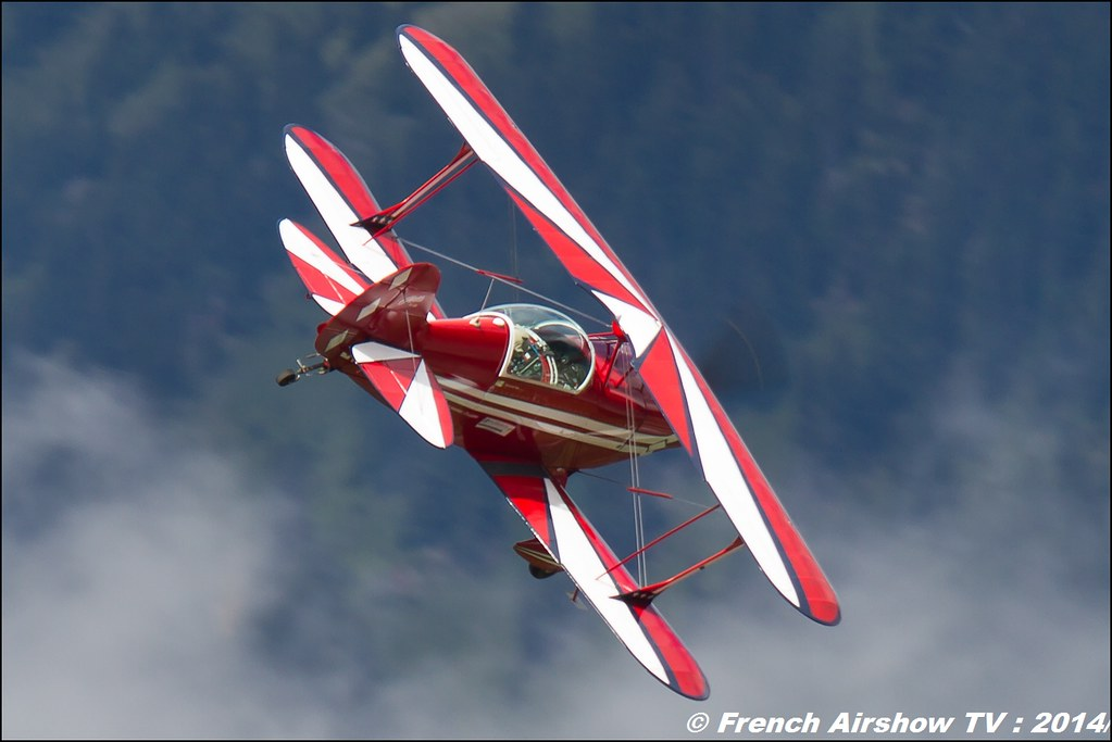 Pitts S2B Jean-Louis Page Courchevel 2014