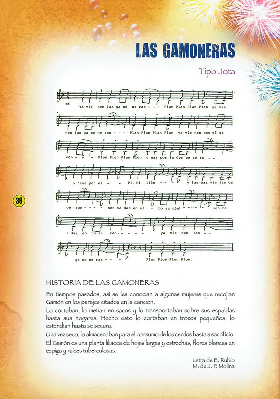 Programa Fiestas de San Lorenzo Año 2007