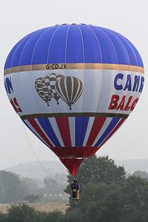 G-CDJX - Cameron Balloons