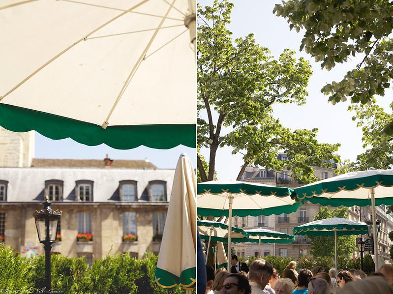 Les Deux Magots, Paris