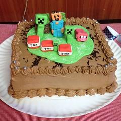 La torta de Benjamin