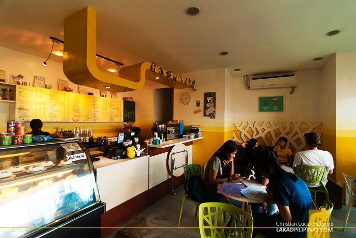 Dagupan's Yellow Tree Café