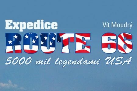 Expedice Route 66 – 5 000 mil legendami USA vychází v češtině!