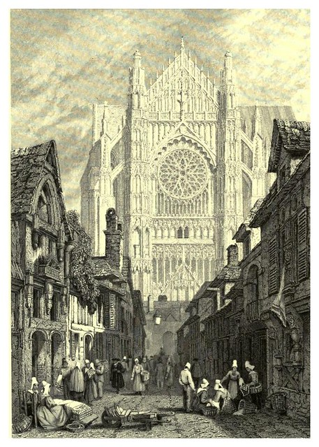 008- Beauvais-Francia-The gallery of British engravings…