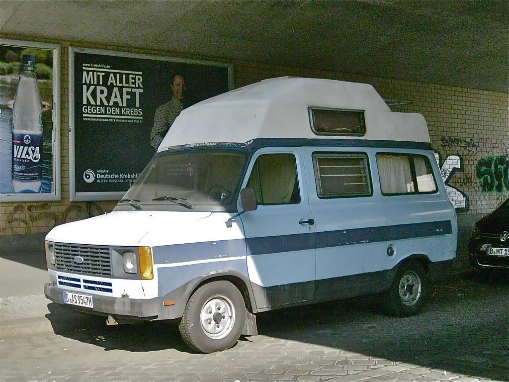 1980 84 FORD Transit Campervan