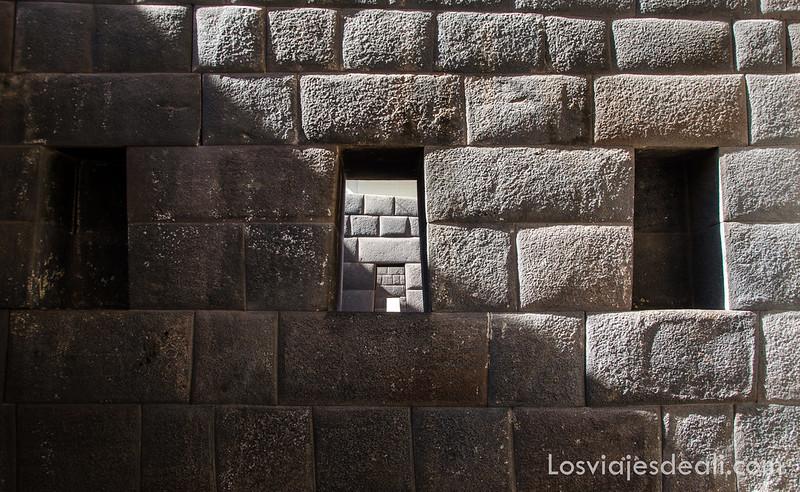 arquitectura inca en el koricancha de Cuzco