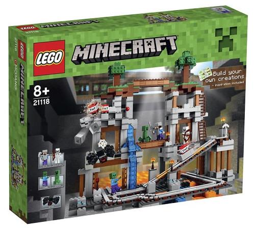 LEGO Minecraft 21118
