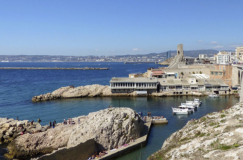 Marseille from life of Raymond Queneau