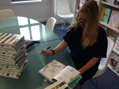 sasha wilkins book signing