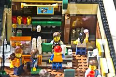 LEGO Movie Coffee Shop: Barrista