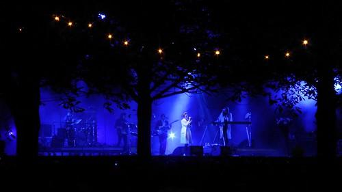 La Roux @ Rock en Seine 2014