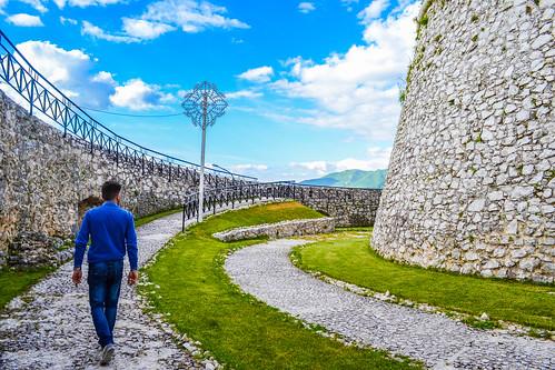 blue friends sky italy castle beauty la grande campania great cielo azzurro castello salerno bellezza teggiano macchiaroli