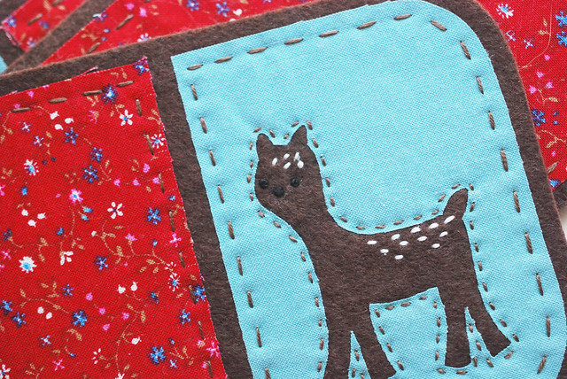 Running Stitch sample