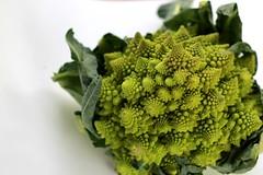 broccoli, vegetable, green, food, broccoflower,