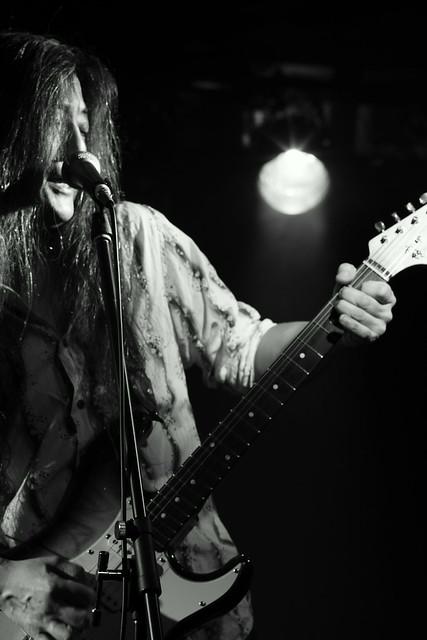 ROUGH JUSTICE live at 獅子王, Tokyo, 24 Sep 2014. 067