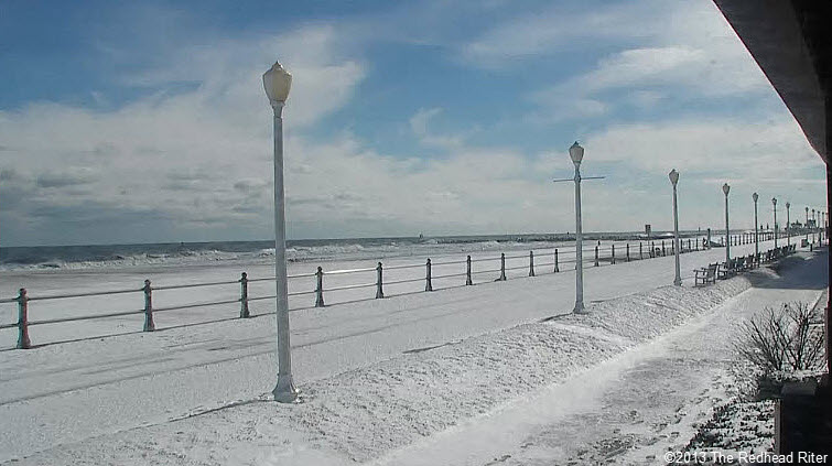 snowy beach virginia beach 4