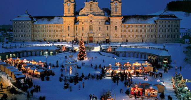 Vánoční trhy vdobě adventu
