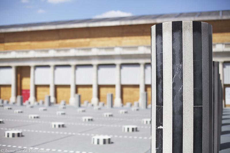 Palais Royal Columns