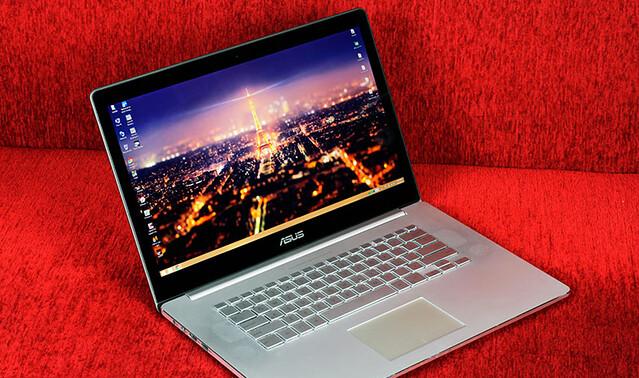 Điểm qua dòng laptop Zenbook NX500 mới nhất từ ASUS - 34192