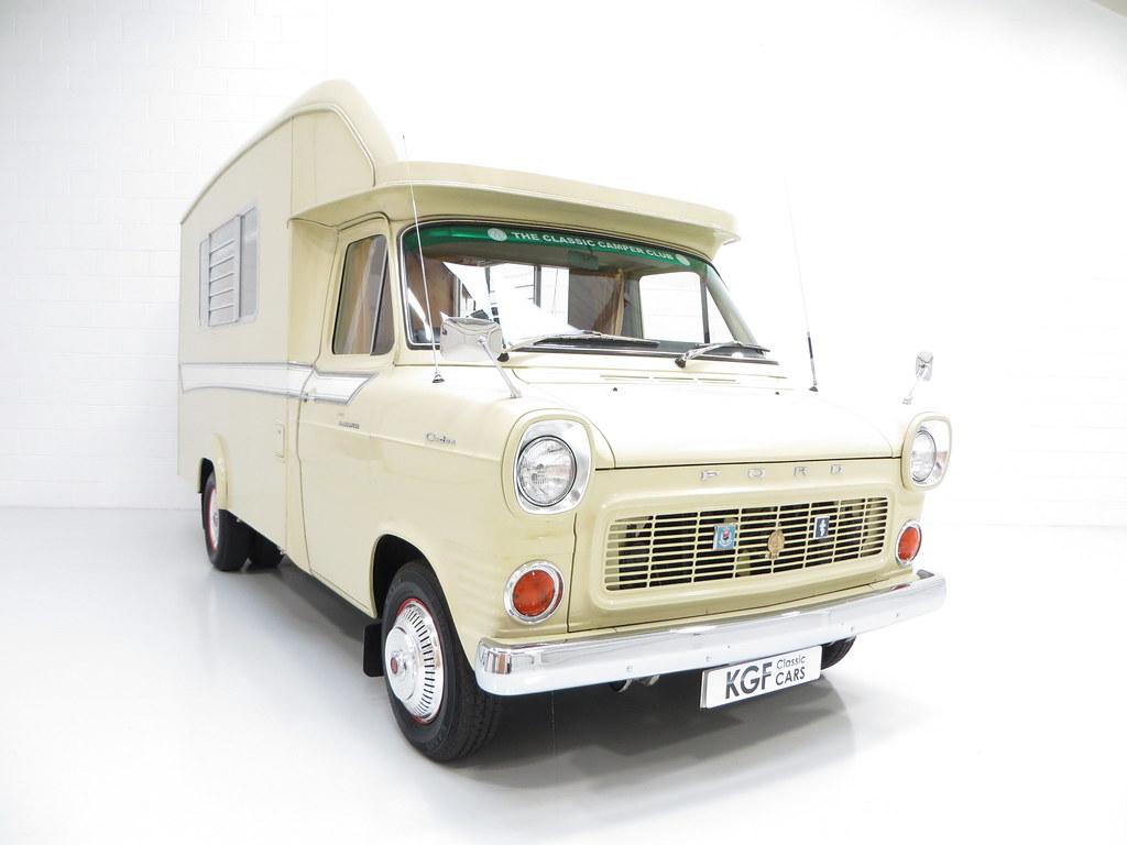 ford transit jennings roadranger 40169 miles pe1 sold retro rides. Black Bedroom Furniture Sets. Home Design Ideas