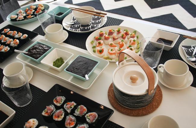 Sushi-ilta4